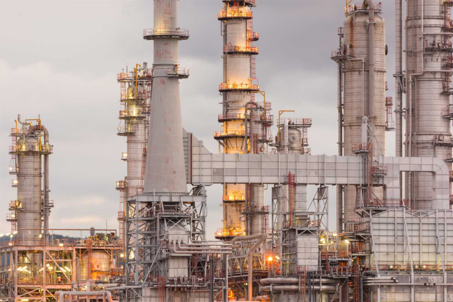 Clientele base includes leading refineries and power plants in Asia & Australasia