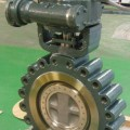 Triple Offset Butterfly Valve - Feature